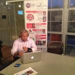Videoconferência com a farmaceutica DEBORAH Celestrini - Conexão RIO-BOSTON