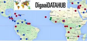 Digaai DATAHUB - Resultado das Eleições no Exterior 1o.turno